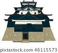 Matsue Castle 46115573