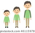 男孩成長 46115978