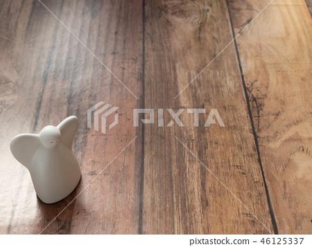 christmas background or white angel wallpaper 46125337