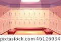 小橱柜 学校 室内装饰 46126034