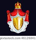 royal heraldic emblem 46126041