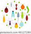 set pest vector 46127280