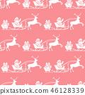 christmas,xmas,seamless 46128339