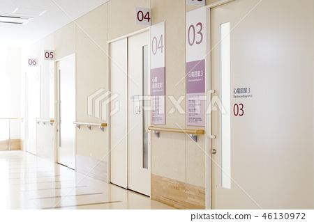醫院實驗室 46130972
