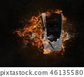 불, 불꽃, 화재 46135580