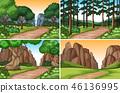 set, plant, nature 46136995