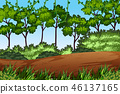 forest green nature 46137165
