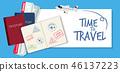 plane icon travel 46137223