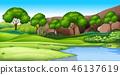green nature landscape 46137619