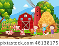 farmland, farm, land 46138175