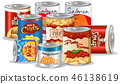 food, can, canned 46138619
