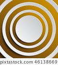 background concentric element 46138669