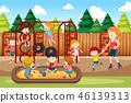 park, playground, play 46139313