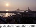 Sunrise at Kanyakumari , India 46139984