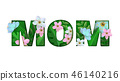 mom floral mother 46140216