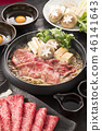 寿喜烧 食物 食品 46141643