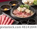 寿喜烧 食物 食品 46141644