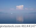 เมฆ,ผิวน้ำ,มหาสมุทร 46144147