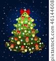 christmas tree 46144608