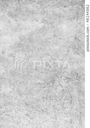 White plaster wall 46144862