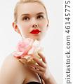 makeup beauty face 46145775