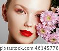 makeup beauty woman 46145778
