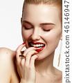 woman face fashion 46146947