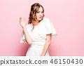 female, portrait, woman 46150430