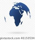globe, earth, symbol 46150594