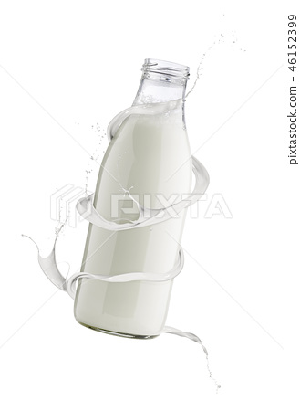 milk bottle 46152399