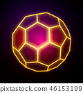 neon, background, abstract 46153199
