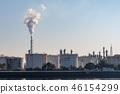 화학 공장 욧카 이치 46154299