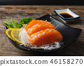 Japanese food concept. 46158270