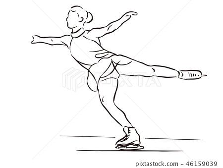 花樣滑冰 46159039