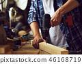 carpenter people hand 46168719