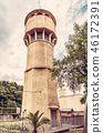 Historical water tower in in Piestany spa 46172391