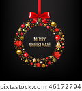 Christmas Greeting Xmas 46172794