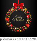 Christmas Greeting Xmas 46172796