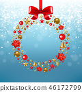 Christmas Greeting Xmas 46172799
