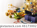 Abstract of Christmas Background. 46173002