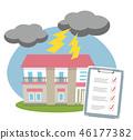 주택 관련 이미지 46177382