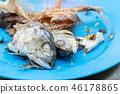 อาหาร,จาน,ปลา 46178865