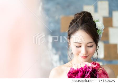 新娘形象 46180625