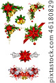 Christmas elements for your designs 46180829