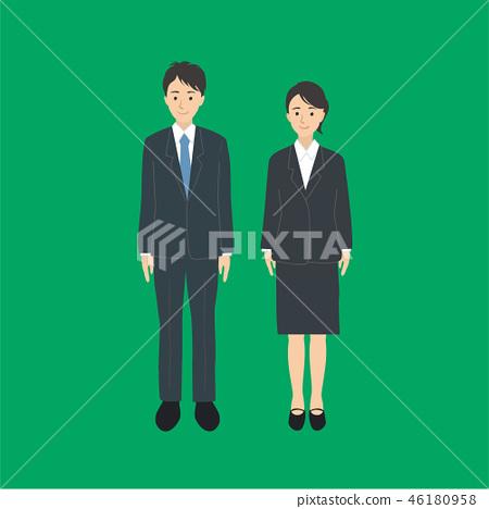 취업 활동 생 (남성 · 여성) 46180958
