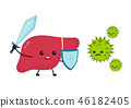 liver health healthy 46182405