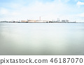 火力發電廠和LNG運輸船新仙台火力發電廠 46187070