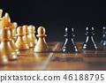 棋 游戏 木板 46188795