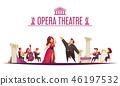 극장, 공연장, 영화관 46197532