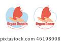 heart,icon,flat 46198008